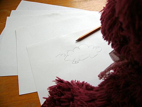 по-добре една овца да ти нарисувам