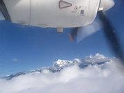 Планините са над облаците