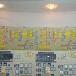 АЕЦ 3 блок табло за турбините