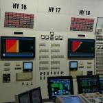 АЕЦ 5-ти блок контролна зала